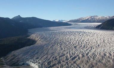 Alaska: El último glaciar que resistía al cambio climático comienza a derretirse