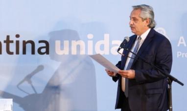Alberto Fernández tomará juramento a los nuevos ministros en casa rosada
