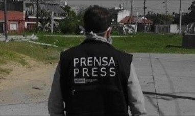 Alertan sobre que casi 200 periodistas murieron de coronavirus
