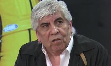 Algunos periodistas han hecho mucho daño y tienen que pagar, dijo el gremialista Hugo Moyano