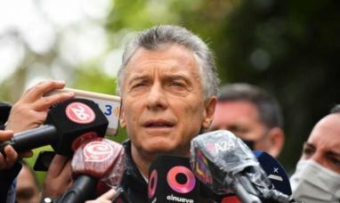 Mauricio Macri no se presentará hoy a la indagatoria por espionaje ilegal