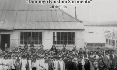 """Aniversario de la Escuela N° 1 """"Domingo Faustino Sarmiento"""