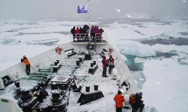 Antártida en el foco de seminario científico