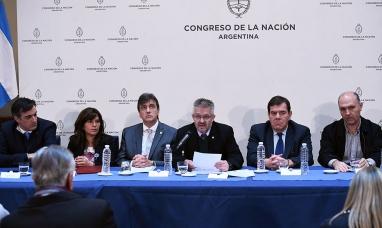 ARA San Juan: Informe del Congreso