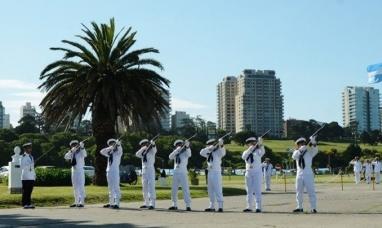 ARA San Juan: Realizarán una ceremonia en homenaje a los 44 tripulantes