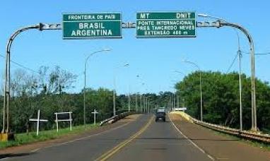 Argentina cerró todas sus fronteras