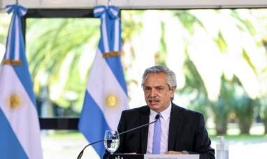 """""""Si Argentina hubiera seguido el ritmo de Brasil hoy tendría 10 mil muertos"""" dijo presidente argentino"""