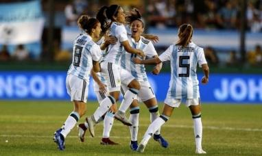 Argentina se postula para organizar el mundial de fútbol femenino en 2023