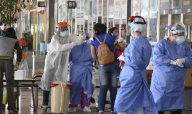 Argentina superó el millón y medio de casos de coronavirus y suma un total de 41.041 fallecidos