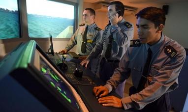 La armada Argentina abre la inscripción para la escuela nacional de náutica