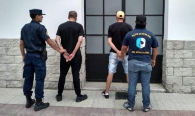 Arrestaron en Gualeguaychú a dos hombres de Río Grande con pastillas de éxtasis y marihuana