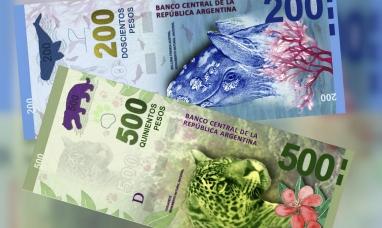El banco central analiza lanzar un billete de mayor denominación