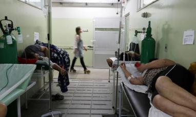 Brasil: Caos en los hospitales en el peor momento de la pandemia
