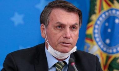 Brasil: El presidente Jair Bolsonaro, nuevamente positivo de coronavirus