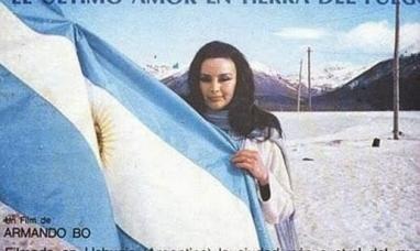 """Buenos Aires: La Coca Sarli y su """"último amor en Tierra del Fuego"""""""