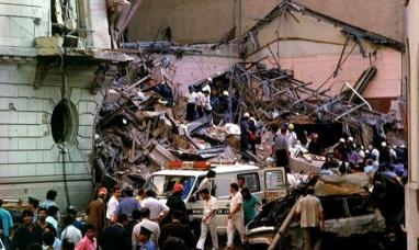 Buenos Aires: A 27 años del atentado a la embajada de Israel aún no hay ni verdad ni justicia