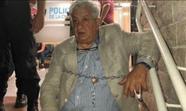 Buenos Aires: Gremialista de judiciales se encadenó en una comisaría