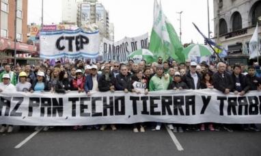 Buenos Aires: Gremios y organizaciones sociales se movilizarán el jueves