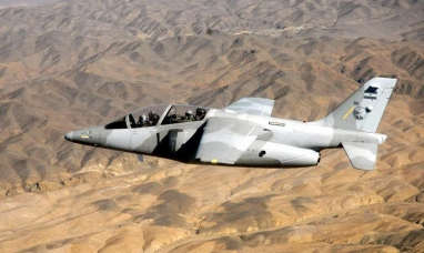 Buenos Aires: Interceptan avión que ingresó ilegalmente al espacio aéreo argentino