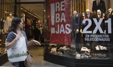 Buenos Aires: Las ventas minoristas bajaron 4,2% en junio
