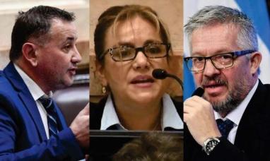 Buenos Aires: Los senadores de Tierra del Fuego acompañaron a Cambiemos y votaron a favor el presupuesto 2019