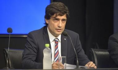 Buenos Aires: El ministro de hacienda presentó el proyecto de presupuesto 2020, se estima una inflación del 34%