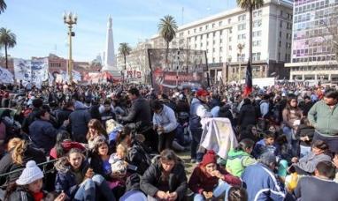 Buenos Aires: Movimientos sociales reclaman que se declare la emergencia alimentaria y mañana realizan marcha