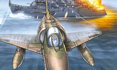 Buenos Aires: Pilotos de la Fuerza Aérea contarán sus experiencias sobre la guerra de Malvinas