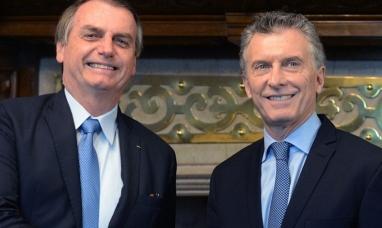 """Buenos Aires: El presidente de Brasil pidió que el pueblo argentino vote """"con la razón y no con la emoción"""""""