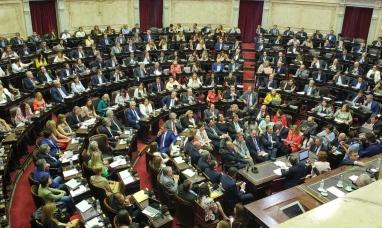 Buenos Aires: Tras varias horas de debate, el congreso se pronunció contra el golpe de estado en Bolivia