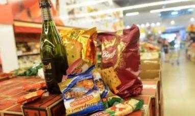 Caja navideña por 199 pesos: Así lo acordó el gobierno con los supermercados