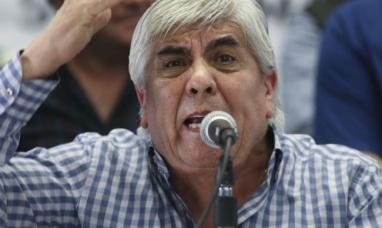 """El """"camionero"""" Moyano y el River-Boca en Madrid: """"Es una ofensa"""""""