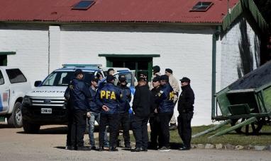Caso Maldonado: expectativa por las pericias en más de 100 celulares pertenecientes a gendarmes
