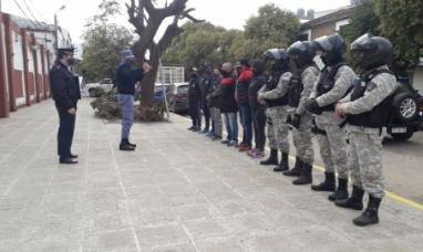 Chaco: Más de 1.900 personas detenidas por incumplir el aislamiento social obligatorio