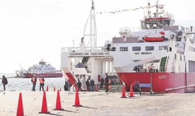 En Chile debuta una nueva empresa naviera para hacer el cruce de primera angostura