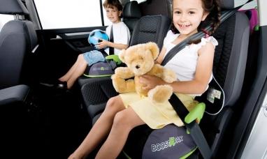 En Chile quitarán la licencia de conducir a quienes no trasladen a los menores de 9 años en sillas especiales