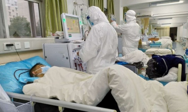 China: No solo fiebre y tos, médicos describen los síntomas del coronavirus