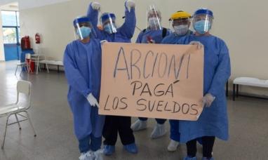 """Chubut: El atraso salarial se iría a marzo y no saben cuándo """"liberarán"""" regalías para ponerse al día"""