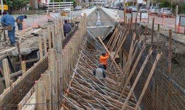 Chubut: Changas y obra pública impulsan leve repunte del empleo de la construcción