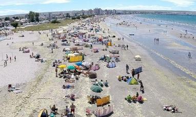 Chubut: Crece la cantidad de turistas en Puerto Madryn