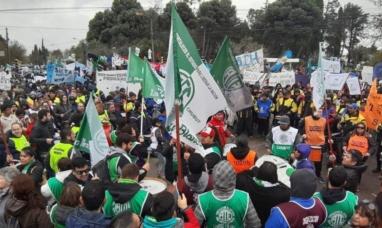 Chubut: Docentes e integrantes del gremio de la salud paran hoy y el jueves marchan en busca de aumentos