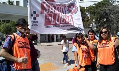 """Chubut: Gremio de la salud denunció que los """"dejaron plantados"""" cuando fueron a negociar con el gobierno"""