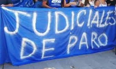 Chubut: Judiciales de paro, reclaman por salarios y una feria judicial por aumento de contagios de Covid-19