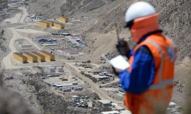 "Chubut: ""La matriz productiva está herida de muerte"", aseguran desde la cámara minera"