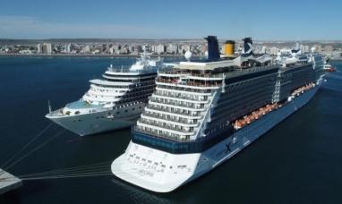 Chubut: Puerto Madryn espera una temporada de cruceros histórica