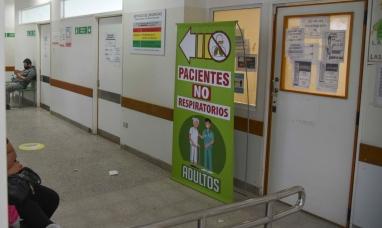 Chubut: Ya se superaron los 343 contagios por día