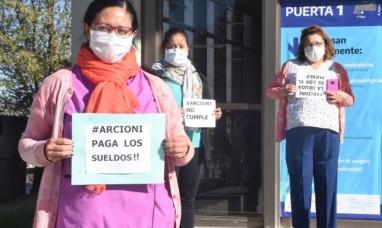 Chubut: Trabajadores de la salud pararían los primeros dos días de febrero