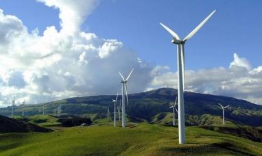 Chubut: YPF suma nuevo parque eólico