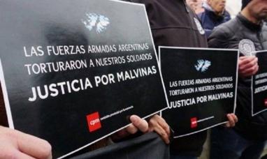 Ex combatientes van a la corte suprema de justicia de la nación contra el fallo que anuló la causa de torturas en Malvinas