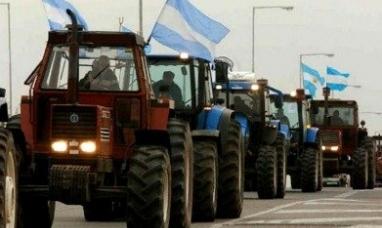 Comenzó el paro del campo en rechazo al cierre de exportaciones de carne